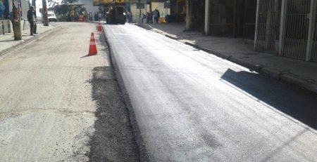 Proguaru executa o recapeamento de diversas ruas de Guarulhos