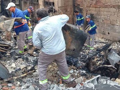 Proguaru integra força-tarefa da Prefeitura na comunidade do Jardim Ipanema