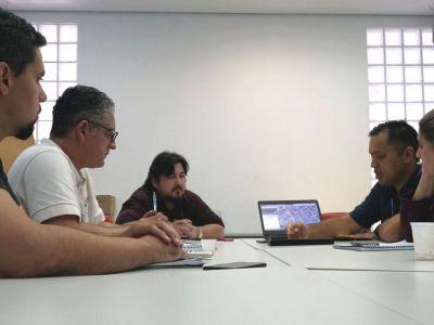Proguaru e Comgás realizam reunião para estreitar relacionamento entre as empresas