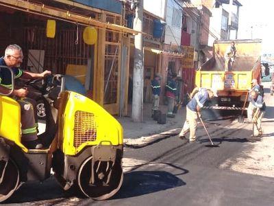 Ruas e avenidas de Guarulhos recebem operação tapa-buracos nesta sexta-feira